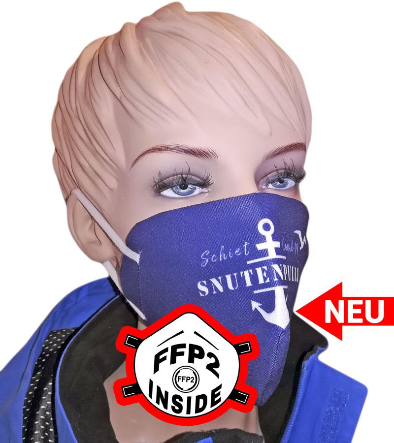 Bedruckte FFP2 Masken